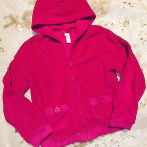 SO Soft! Carter's Fleece ZIP-up Jacket Sweatshirt